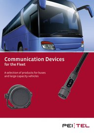 Communication Devices for the Fleet brochure