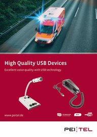 High Quality USB Devices brochure