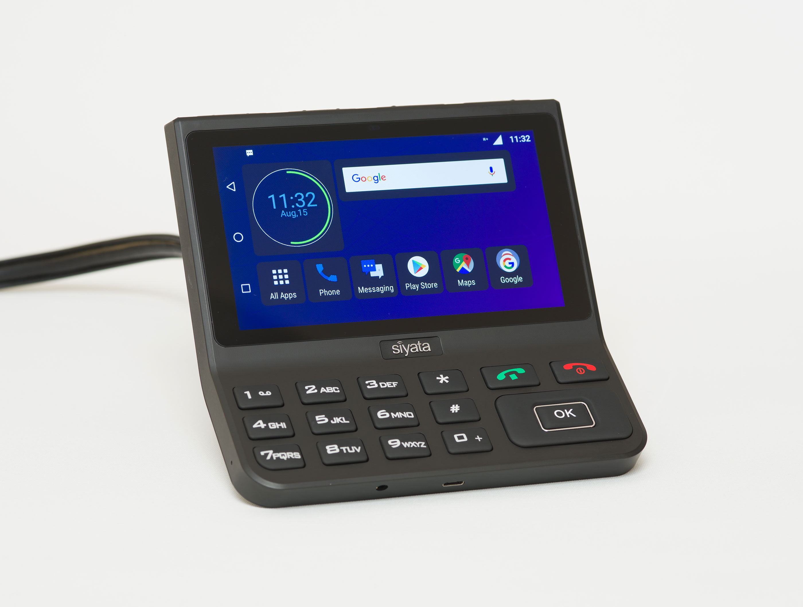 Siyata UV350 In-Vehicle Smartphone